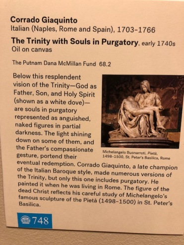 the trinity attrib