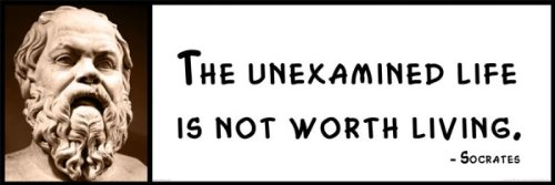 the unexamined life