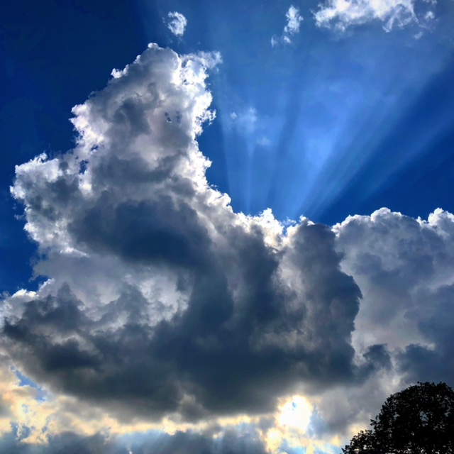 Gods cloud